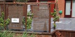 Aanleg tuinen inclusief damwand