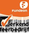 Fundeon: erkend leerbedrijf